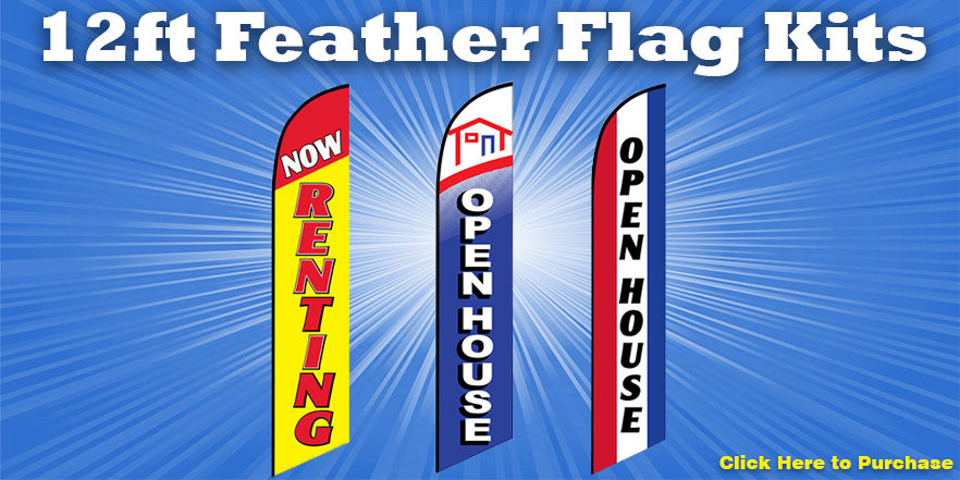 12ft-real-estate-flags-for-sale