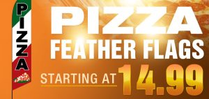 pizza-feather-flag