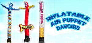 Air Dancers - Inflatable Tube Man