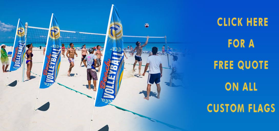feather-flags-beach-volleyball-miami-florida