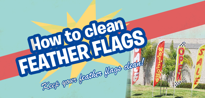 how-to-clean--feather-flag-nation-outdoor-advertising-usa