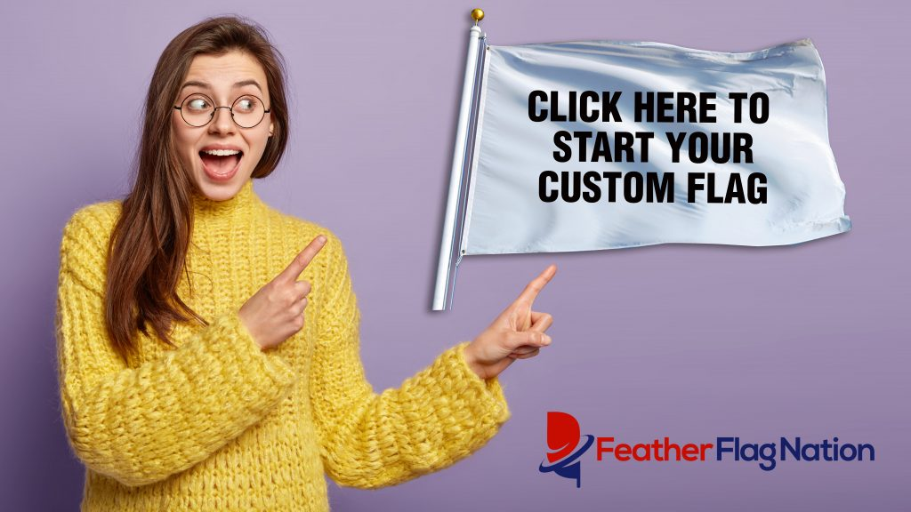 click here to start your custom flag