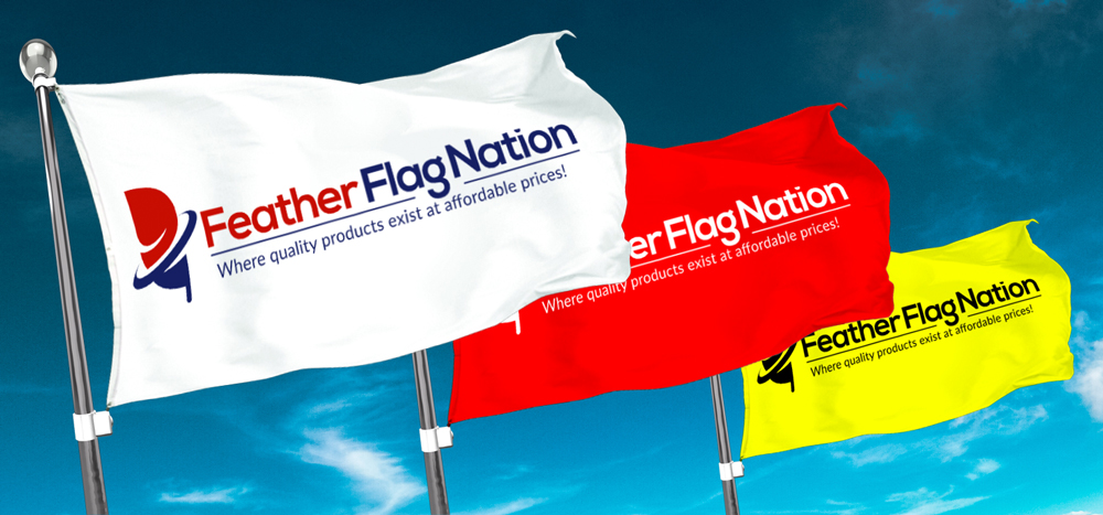 Custom 3x5 Flag - High quality polyester print.