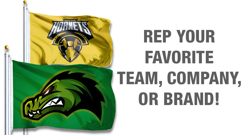 rep your favorite team or company