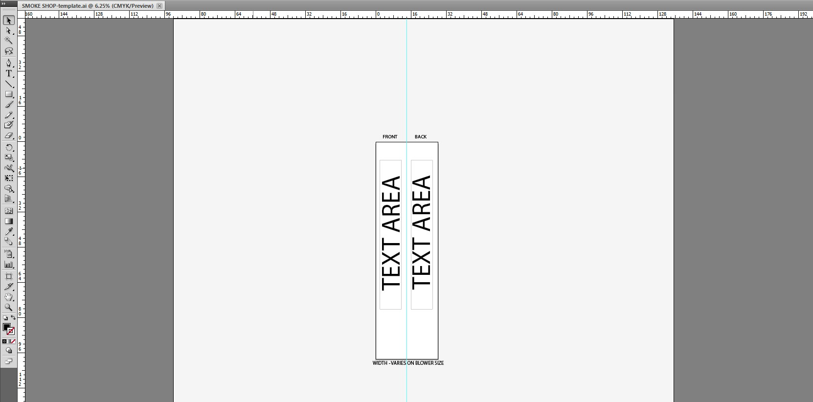 3D Inflatable Tube Template