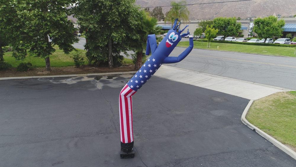 Air Dancer American Flag USA