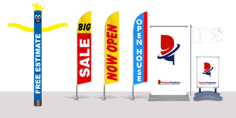 Signs 101 – The Most Popular Outdoor Signage