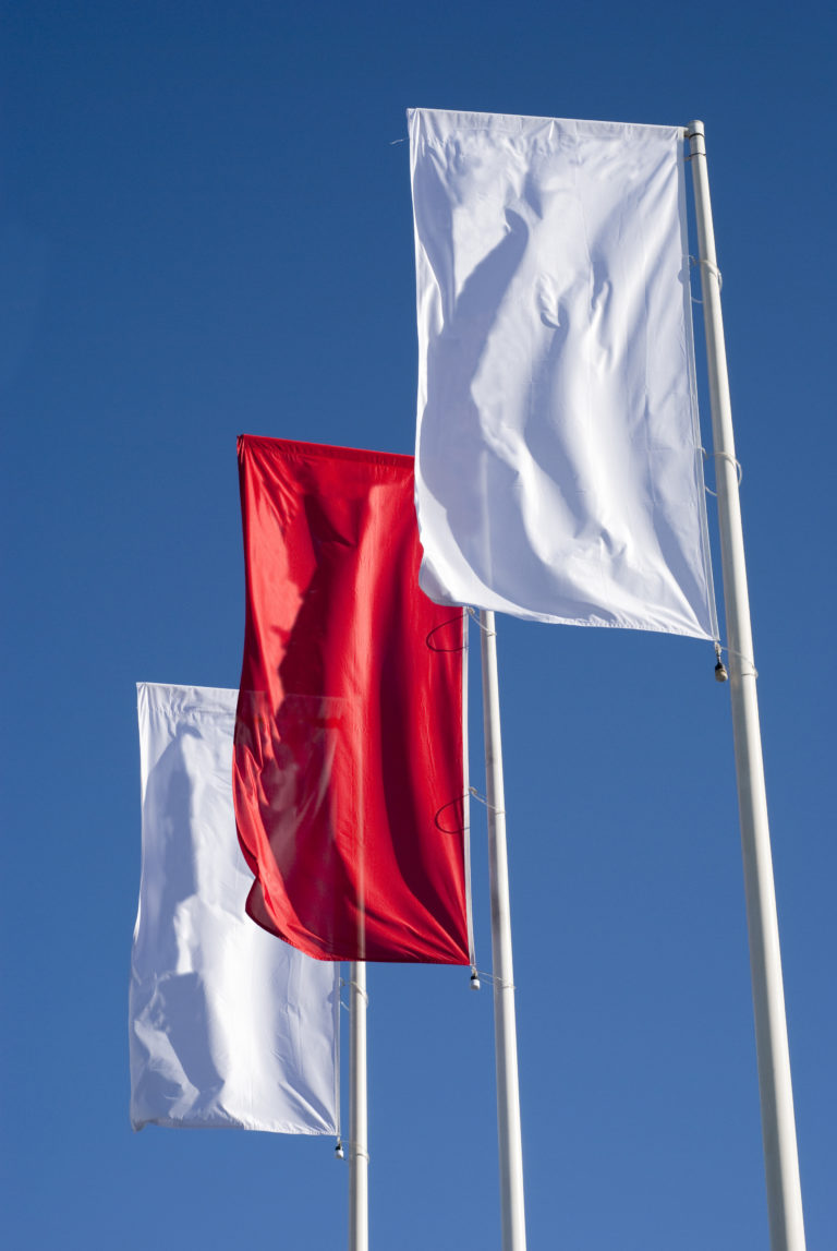 Why Custom Flags Are Ideal to Promote Your Small Business