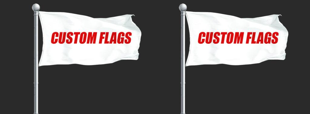 Custom Flags for Sale
