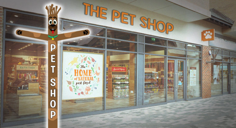 WHY YOUR PET STORE NEEDS AN INFLATABLE TUBE MAN AIR POWERED DANCER