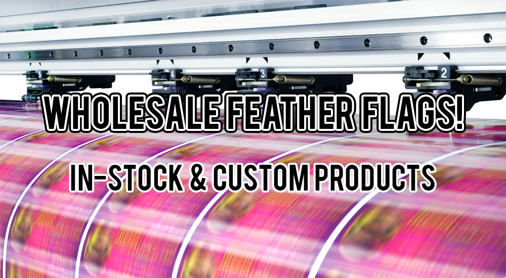Wholesale Feather Flags