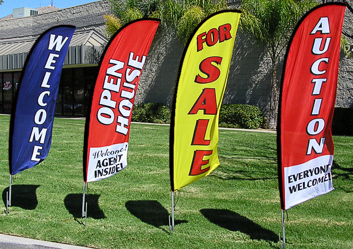 Wholesale Feather Flag Banners - Lowest Price Guaranteed