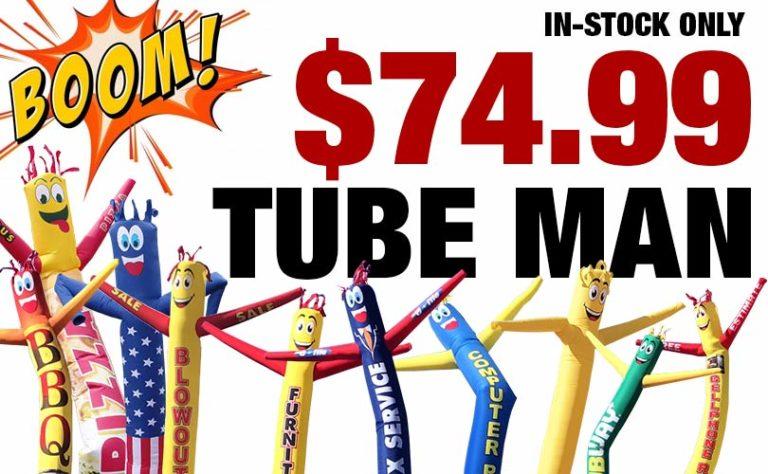 Cheap Inflatable Tube Man | Sky Dancers Sale!!! $74.99