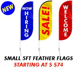 small-feather-flags