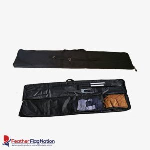 Feather Flag Travel Bags