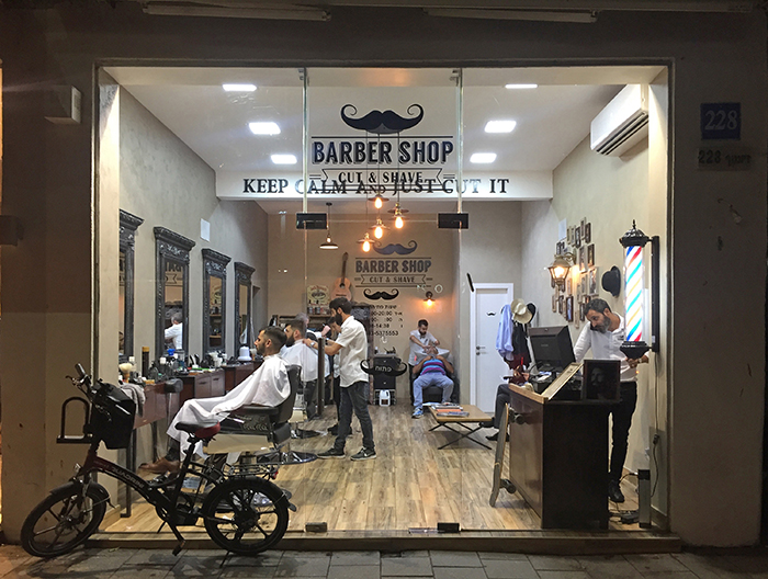 Beard Grooming Kit Barber Shop