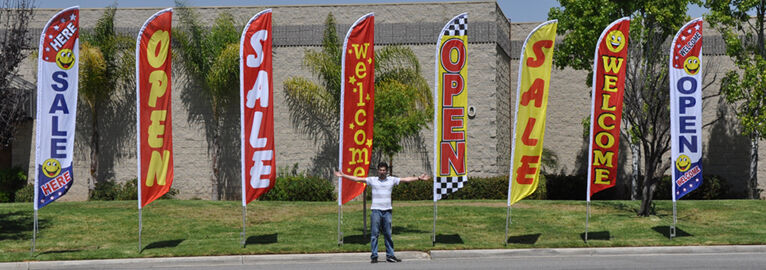 12ft feather flags