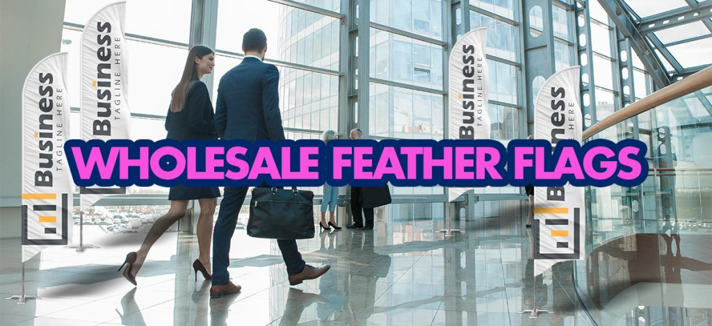 Wholesale-Feather-Flags