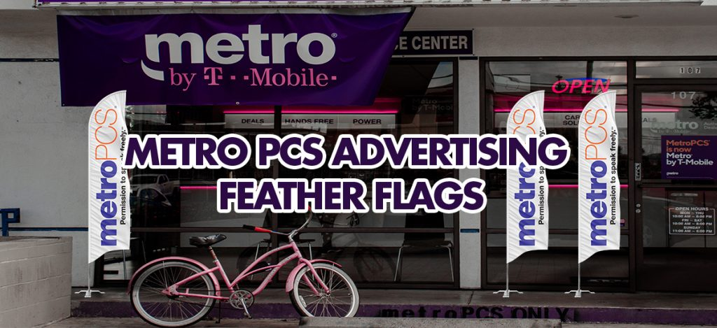 Metro-PCS-Advertising-Feather-Flags