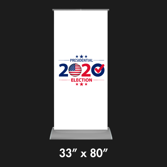 33x80_RetractableBanner_2020_Election