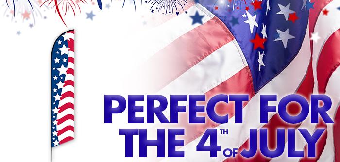 American Flag Banner 1 4