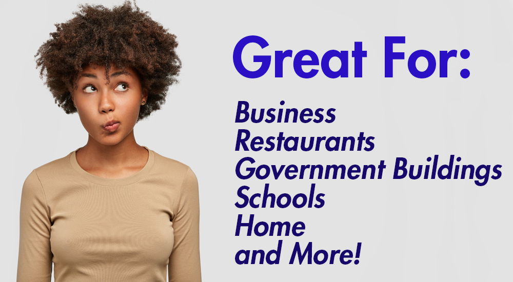 Great for business and more