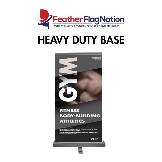 HeavyDuty-BASE_RetractableBanner_Gym2020_CheapMarketing
