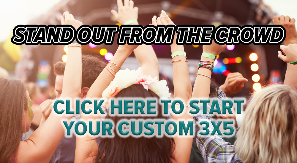 stand out from the crowd click here to start your custom flag