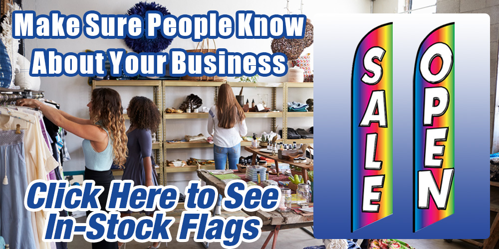 Click Here to see in stock flags