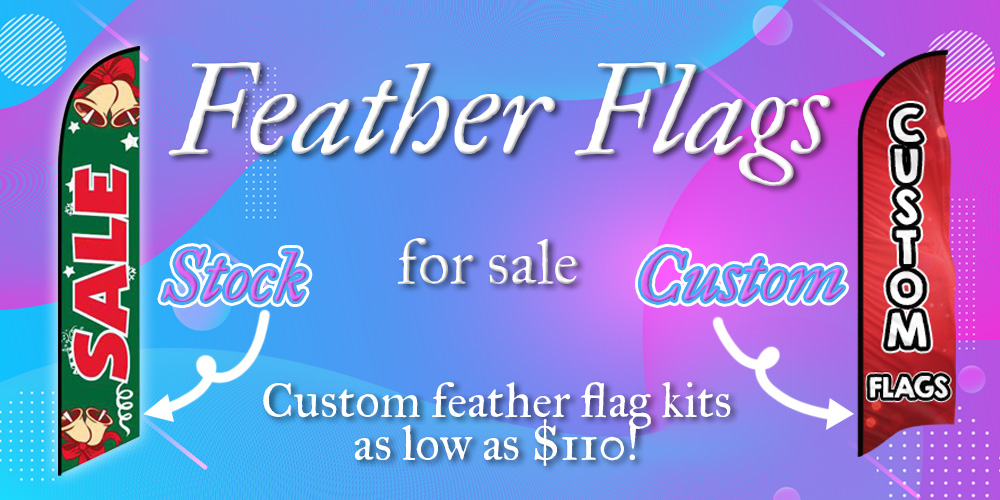 Feather Flags for Sale