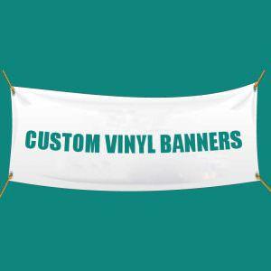 Custom Vinyl Banner Prints