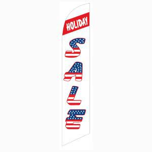 Holiday sale feather flag for the holiday season! Buy now and save.