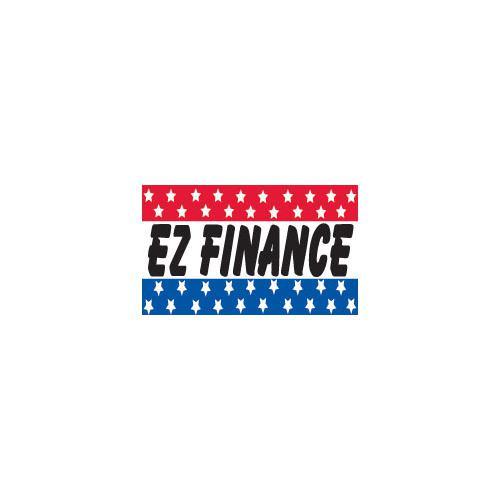 EZ FINANCE 3x5 Flag