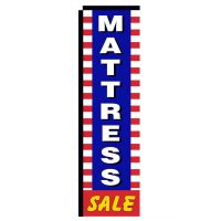 Mattress Sale Rectangle Flag