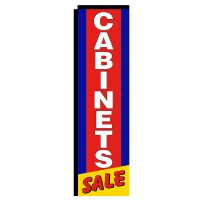 Cabinets Sale Rectangle Flag