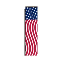American Rectangle banner