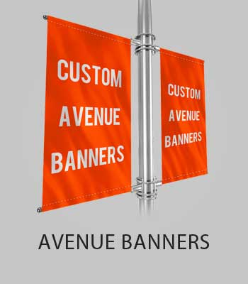 Avenue Banners Custom For Organizations Events and Businesses