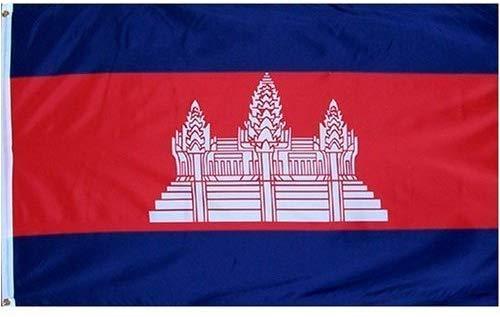 Cambodia 3x5 Flag ffn