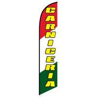 Carniceria feather flag