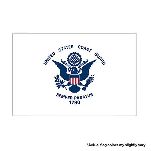 Coast Guard Flag - 3x5 Military Flag