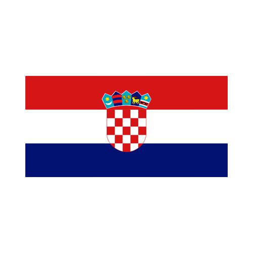 77ad20b73006  OUT OF STOCK  Crotia 3×5 Flag