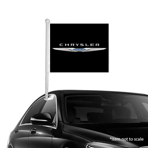 Crysler  window clip on flag NSW 61