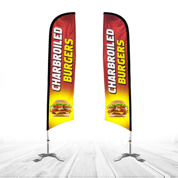 Custom-Feather-Flag-15ft-Kit-with-Cross-Base-Double-Sided