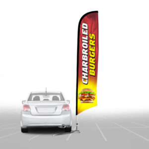 Custom-Feather-Flag-17ft-Kit-with-Car_Wheel-Base