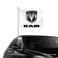 Dodge-ram–window-clip-on-flag-NSW-35