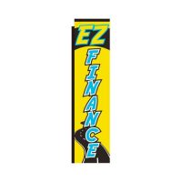 EZ Finance rectangle flag