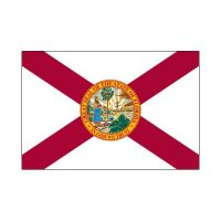 Florida State 3×5 flag