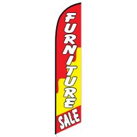 Furniture sale banner flag