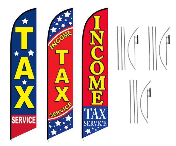 INCOME TAX 3 PACK_FFN-5332, FFN-5462, FFN-5452
