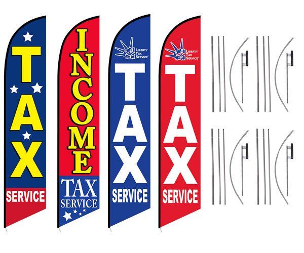 INCOME TAX 4 PACK_FFN-5332, FFN-5452, FFN-5203, FFN-5204